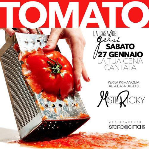 Tomato - serata all'italiana con cena cantata e do