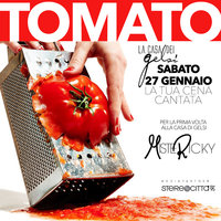Tomato - serata all'italiana con cena cantata e do