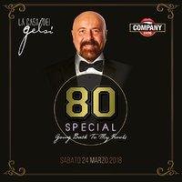 80 special Mauro Tonello