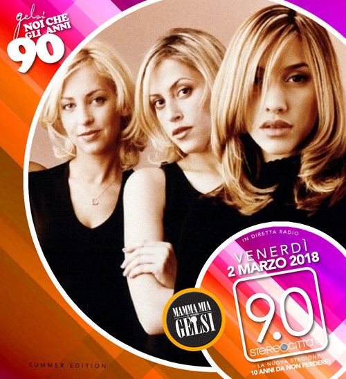 All saints - anni 90 Gelsi