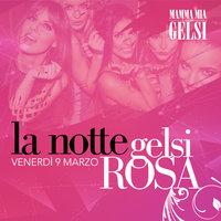 La Notte Rosa alla Casa dei Gelsi - 9 marzo 2018