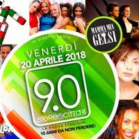 9.0 con Radio Stereocittà ai Gelsi - 20 aprile 201