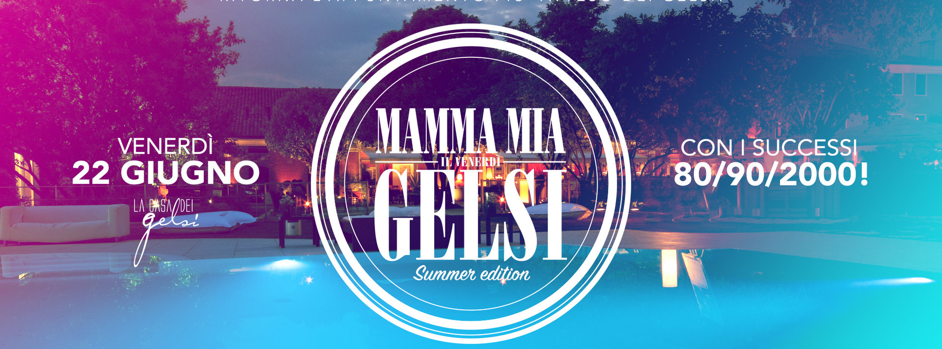 Mammamia Gelsi - Summer Edition