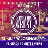 Gelsi Summer Closing Party 2018