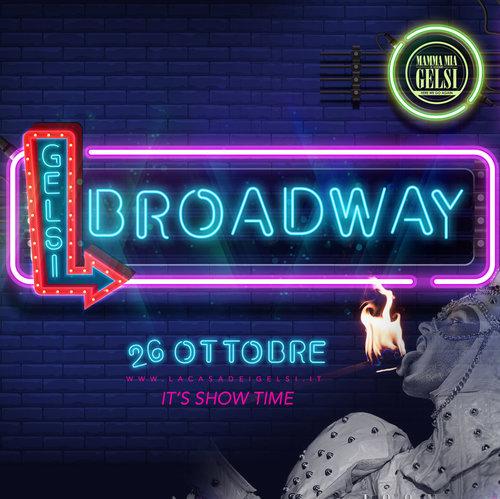 Broadway Gelsi Zampino - 26 ottobre 2018