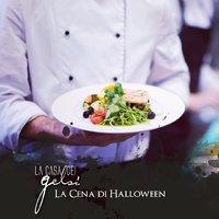 Cena cantata Halloween Gelsi
