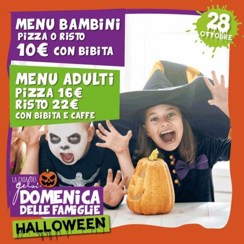 Festa halloween per famiglie alla Casa dei Gelsi