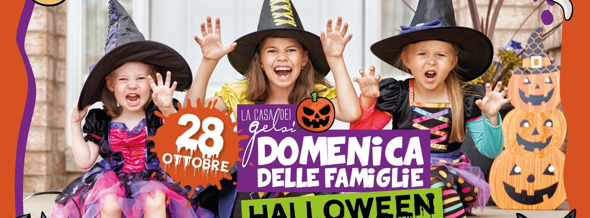 Halloween per bambini e famiglie ai Gelsi