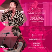 Capodacqua e Rannisi - Gelsi Live - 10 nov 2018