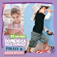 Domenica delle famiglie - Pirati e principesse - 2