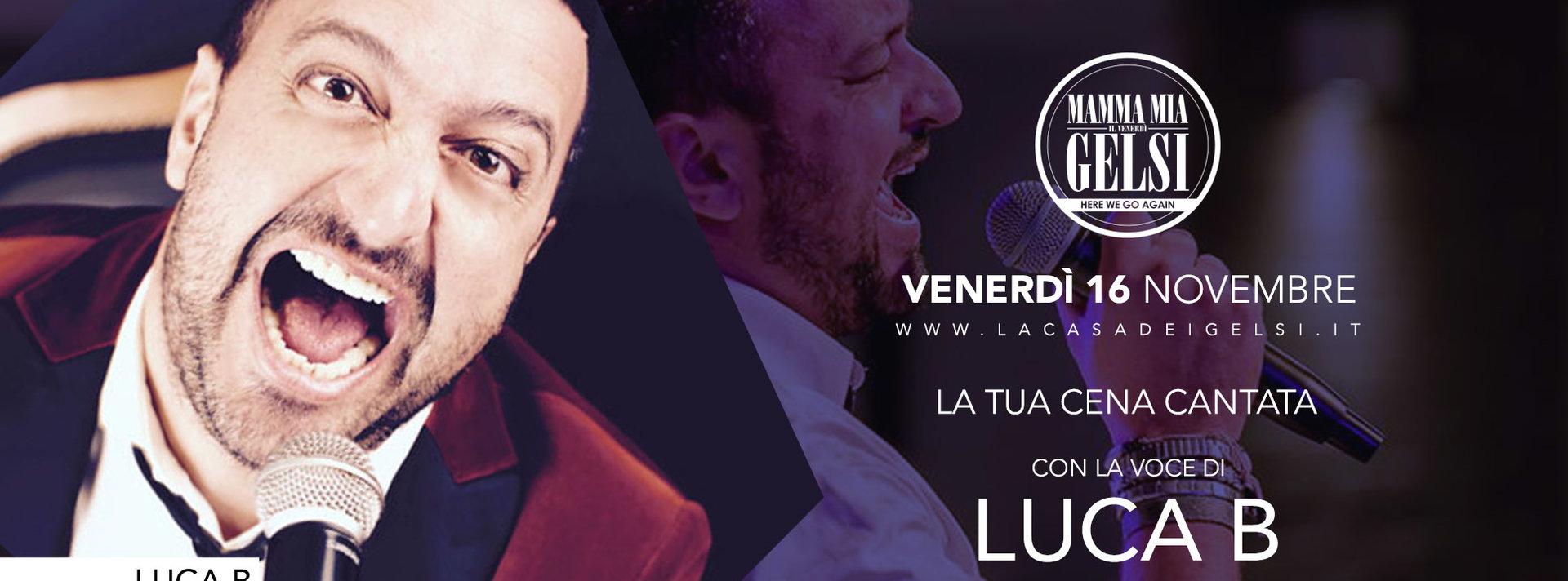 Luca B ai Gelsi - 16 novembre 2018