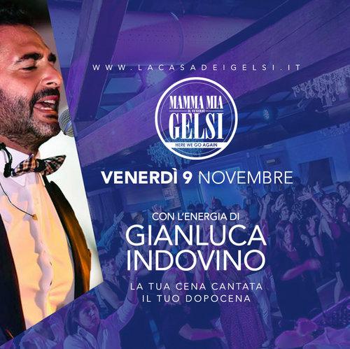 Mammamia Gelsi con Indovino - 9 novembre 2018
