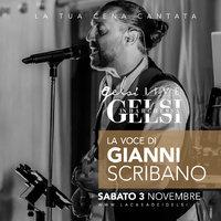 Scribano - Gelsi Live in Barchessa - 3 novembre 20