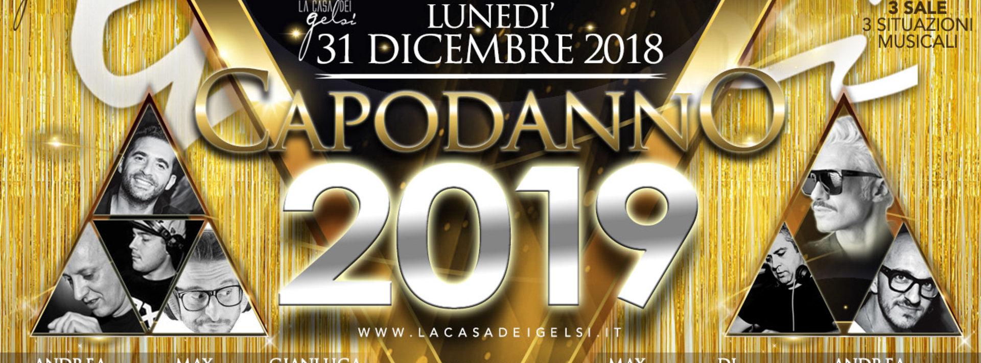 Capodanno 2019 ai Gelsi Bassano e dintorni
