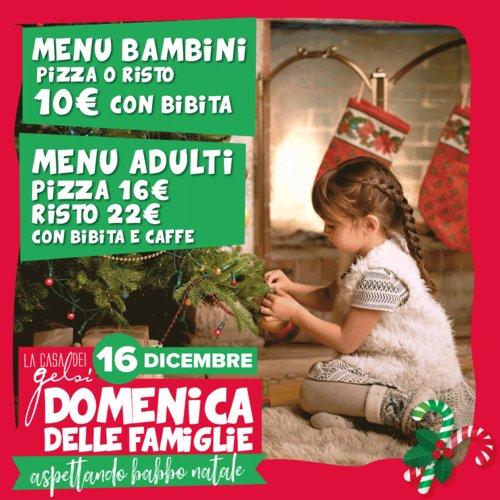 Natale delle famiglie ai Gelsi 2018