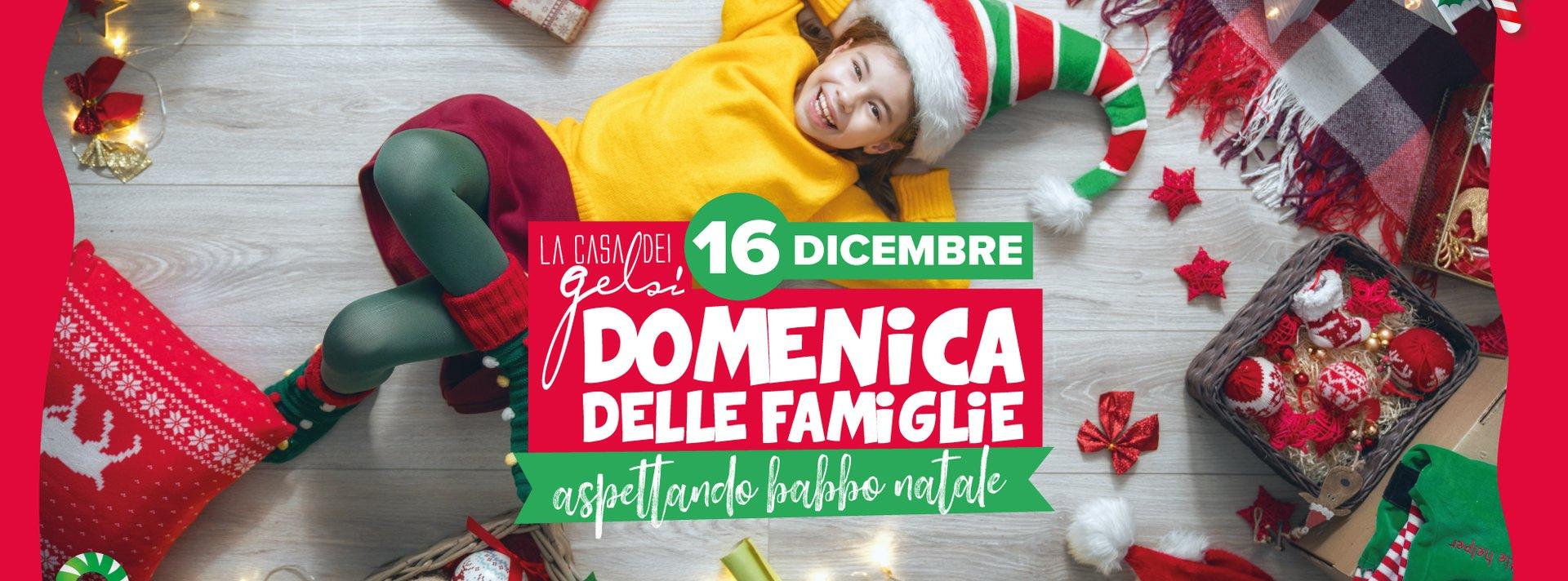 Natale per bambini e famiglie ai Gelsi 2018