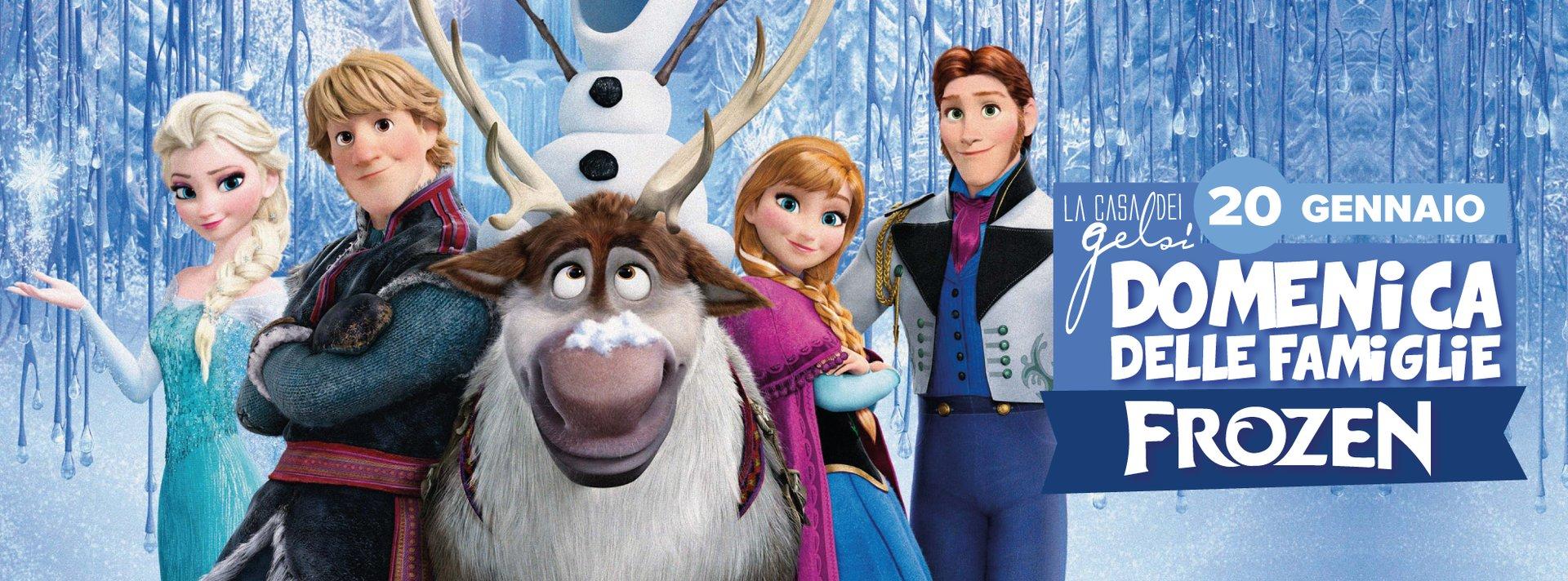 Frozen ai Gelsi - 20 gennaio 2019