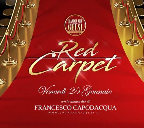 Red Carpet Gelsi - 25 gennaio 2019