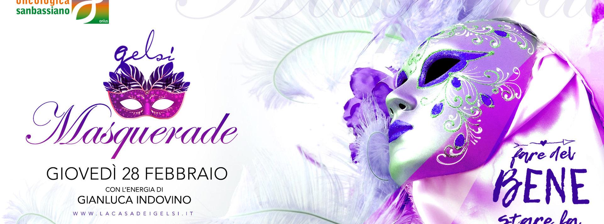 Masquerade - 28 febbraio 2019