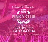 Pinky club ai Gelsi - 9 febbraio 2019