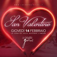 San Valentino 2019 ai Gelsi