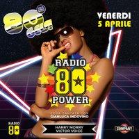 Radio 80 Power alla Casa dei Gelsi