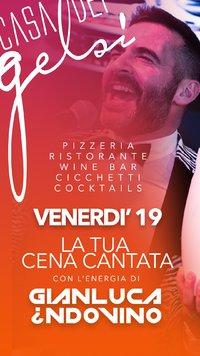 Indovino cena cantata Gelsi 19 giugno 2020