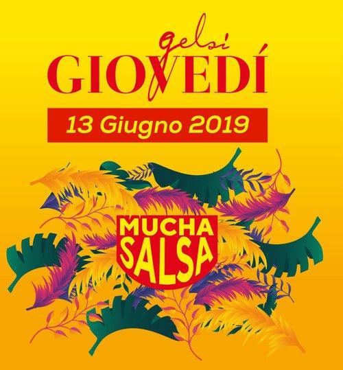 Mucha salsa Gelsi - 13 giugno 2019