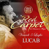 Luca b - Red Carpet - 5 luglio 2019