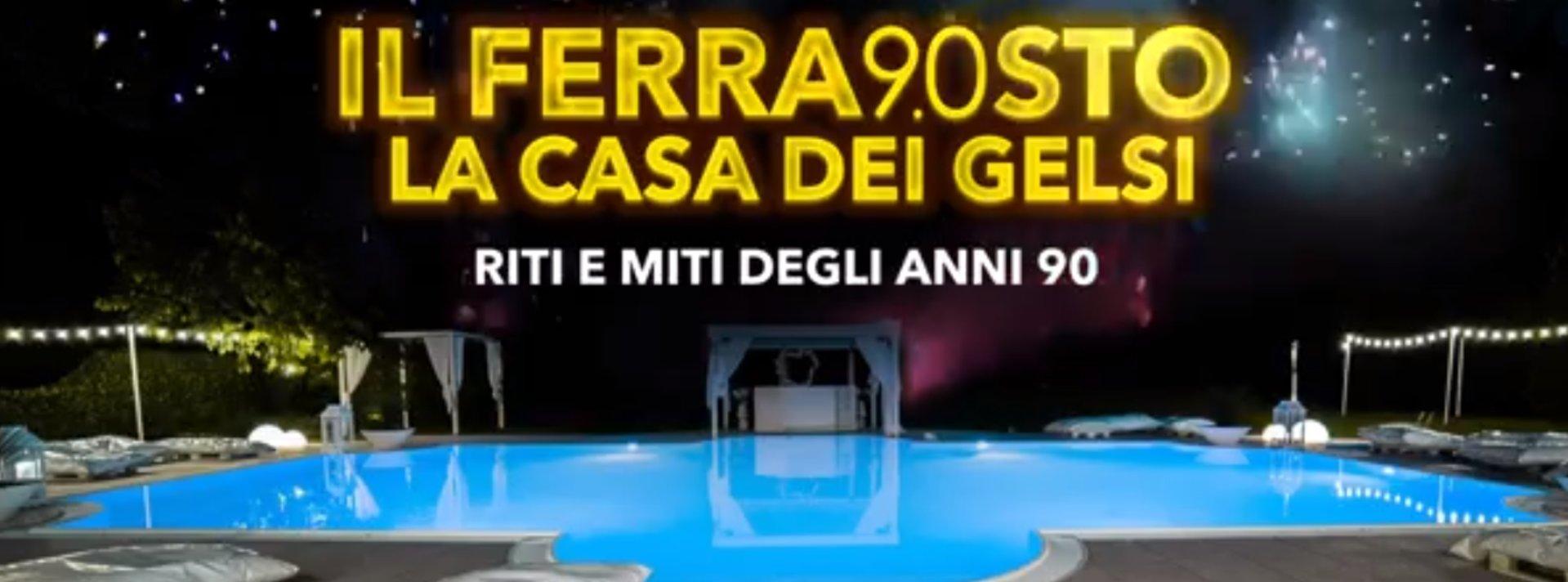 Ferragosto gelsi 2019 anni 90