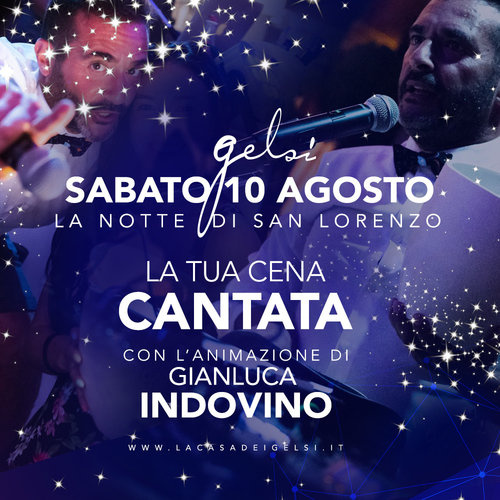San Lorenzo ai Gelsi - 10 agosto 2019