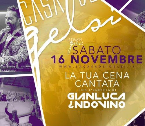 16 novembre - Sabato Gelsi