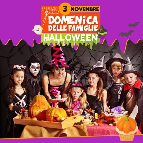 Halloween fadelle famiglie - 3 novembre 2019