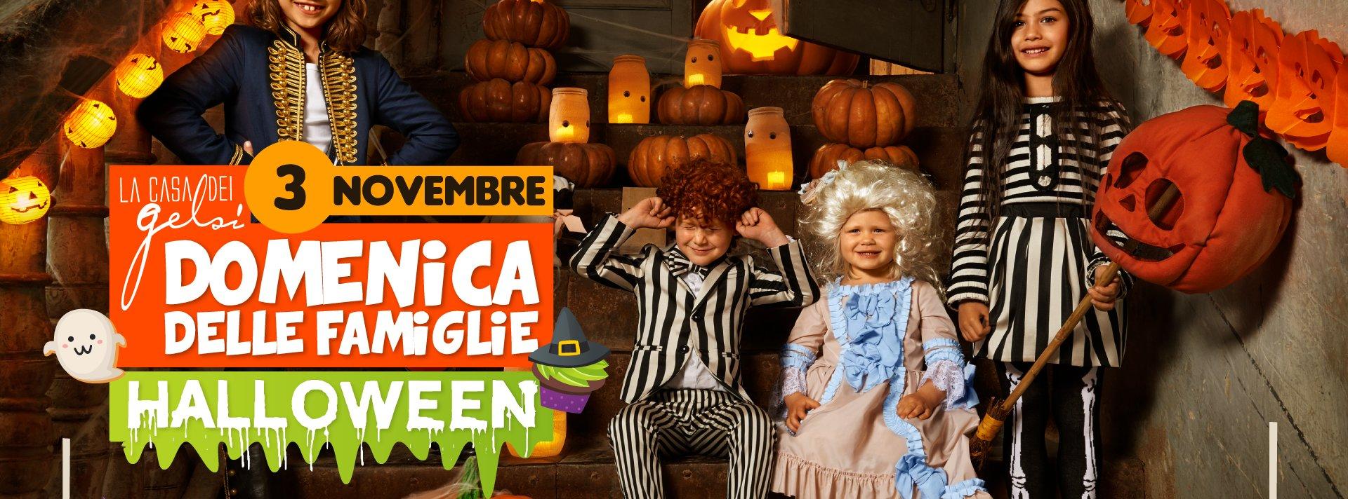 Halloween famiglie Gelsi - 3 novembre 2019
