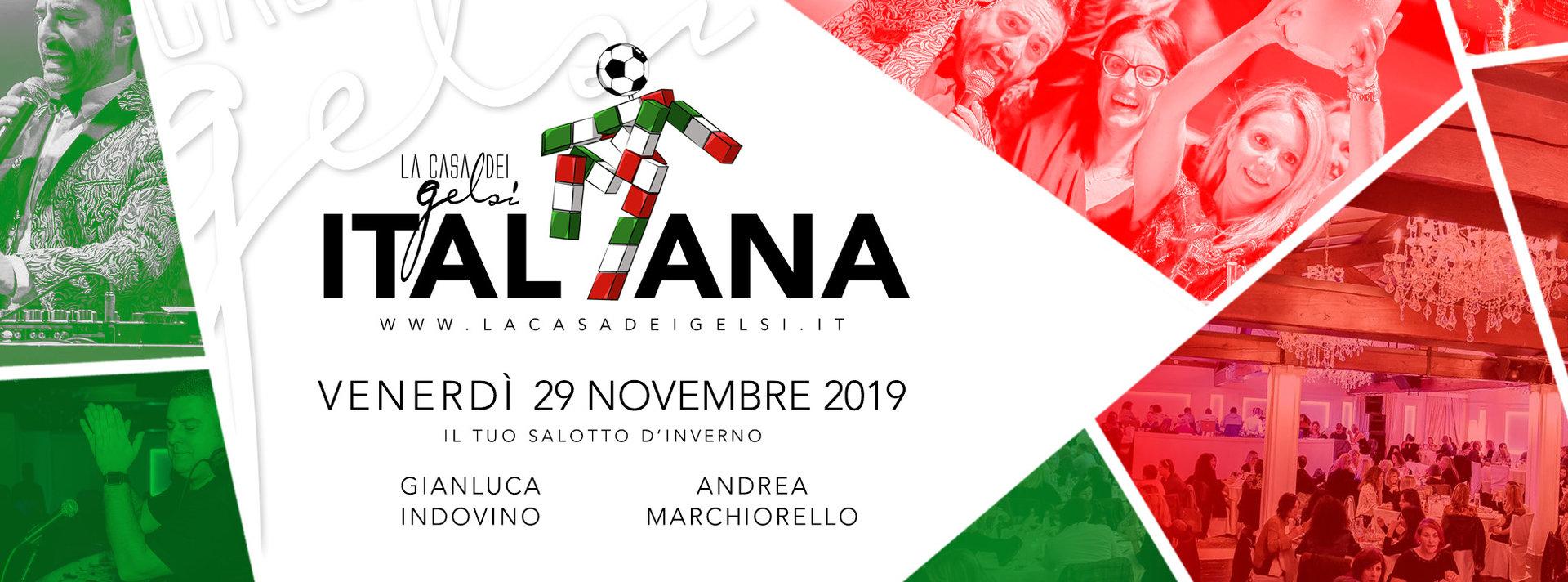 Italiana Gelsi - 29 novembre 2019