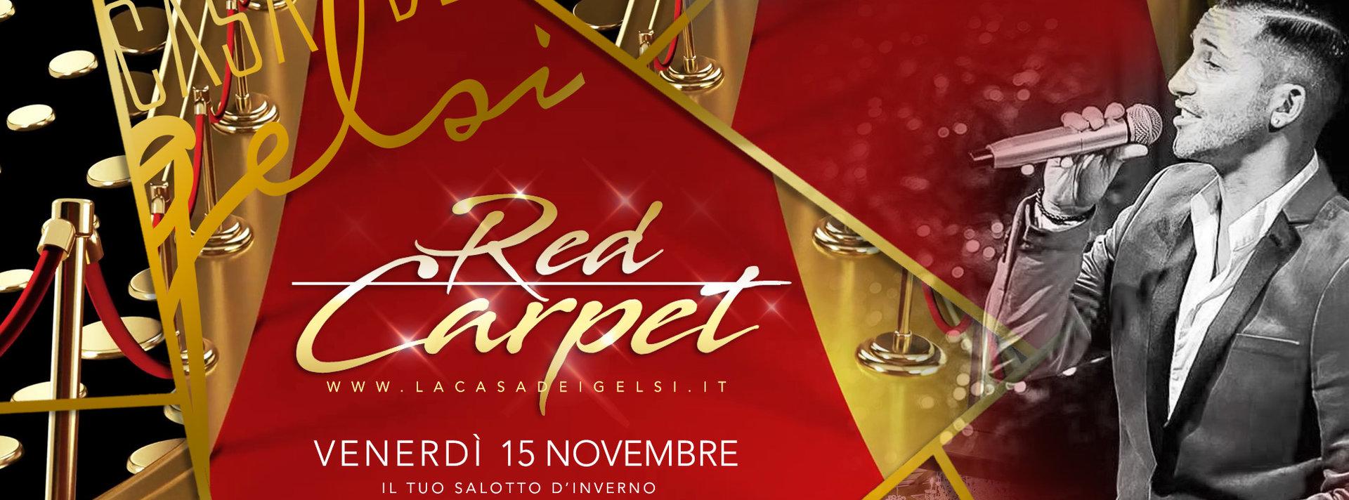 Red carpet Gelsi - 15 novembre 2019