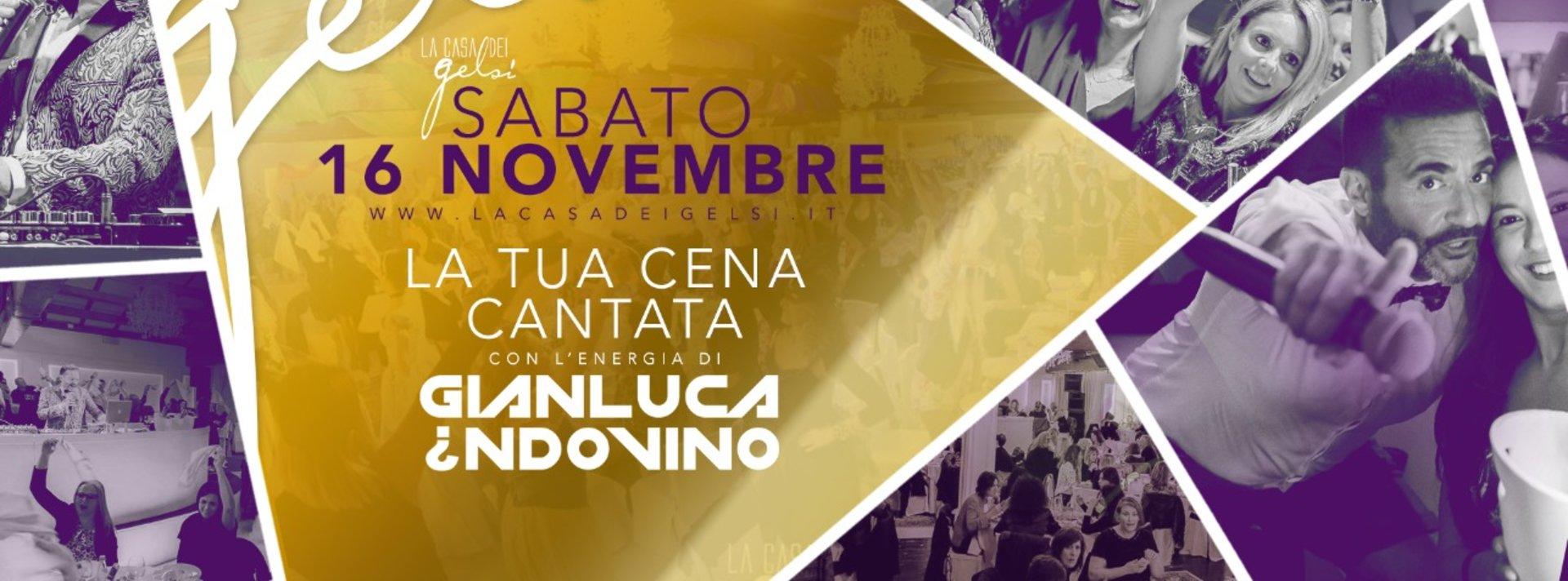 Sabato Gelsi con Indovino - 16 novembre 2019