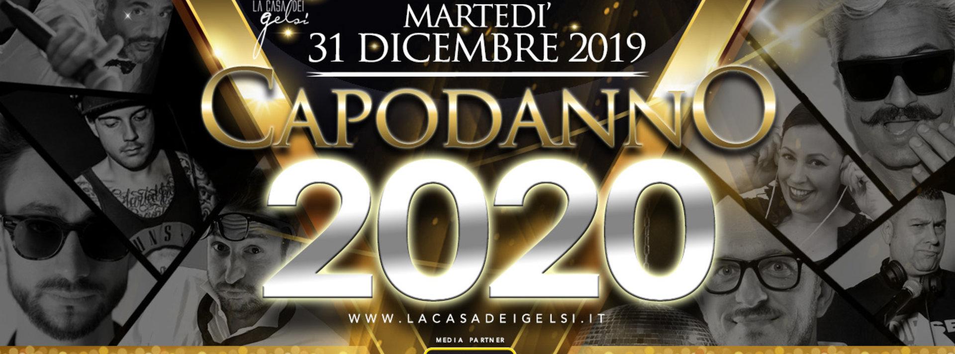 Capodanno 2020 alla Casa dei Gelsi - Bassano Vicen