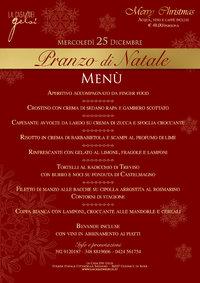 Pranzo di Natale 2019 - Casa dei Gelsi - Bassano V