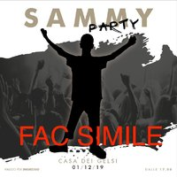 Sammy Basso Party alla Casa dei Gelsi