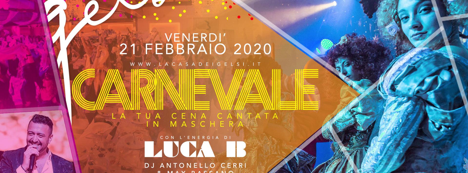 Carnevale 2020 alla Casa dei Gelsi