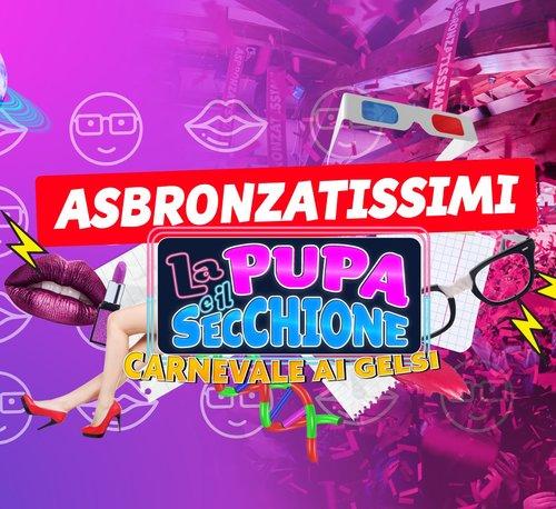 Carnevale Gelsi Asbronzatissimi