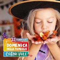 Carnevale per famiglie ai Gelsi - Bassano