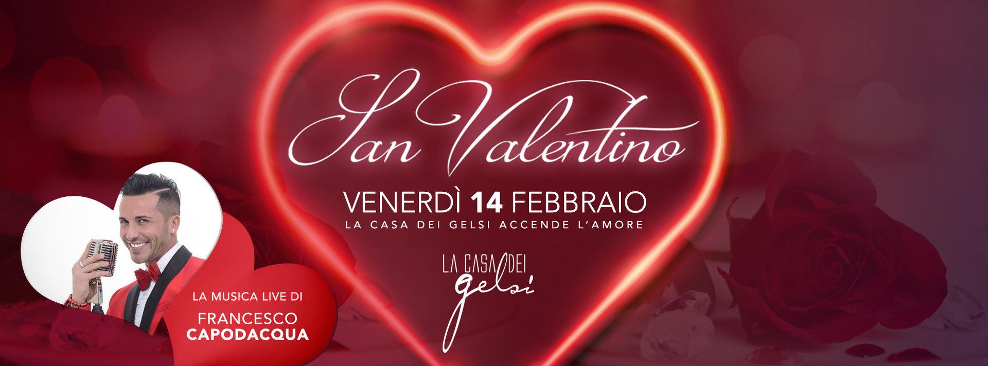 San valentino 2020 alla Casa dei Gelsi Bassano del