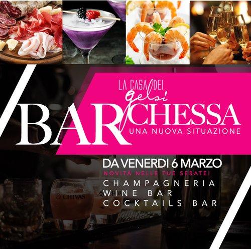 Barchessa con wine bar ai Gelsi