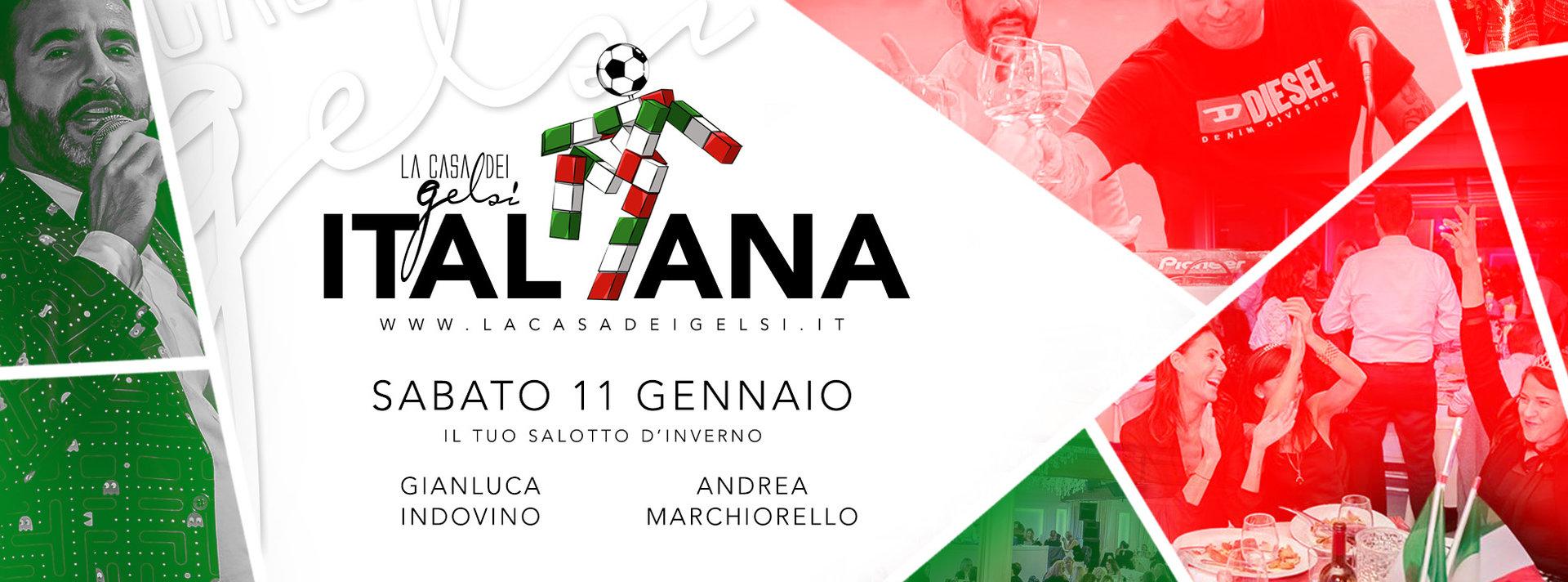 Italiana - 11 gennaio 2020