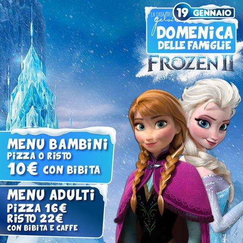 menu frozen famiglie 19 gennaio