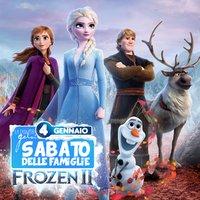 Serata per famiglie a tema Frozen ai Gelsi