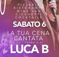 Cena cantata gelsi con Luca B 6 giugno 2020