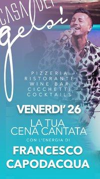 Francesco Capodacqua ai Gelsi - 26 giugno 2020
